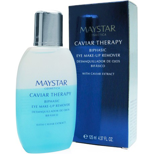 maystar, caviar therapy, eye makeup, remover, sminkefjerner