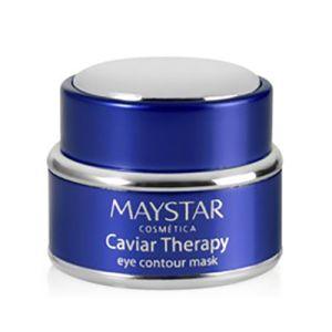 maystar, caviar therapy, eye mask, øye maske