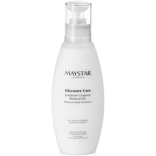 maystar, glycosure care, body, emulsion, bodylotion, hudfornyelse