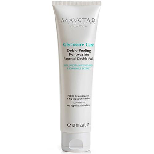 maystar, glycosure care, peeling, ujevn hud