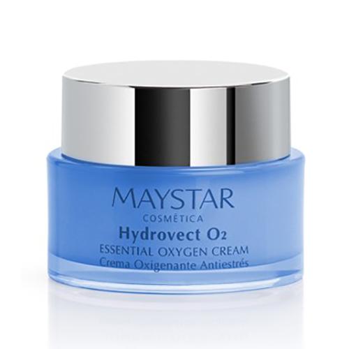 maystar, hydrovect, oxygen cream, fuktighet, tørr hud, krem