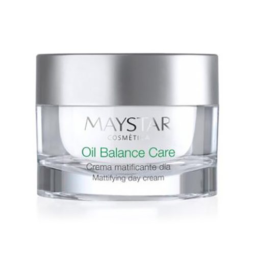 maystar oil balance, daycream, krem, akne, uren hud