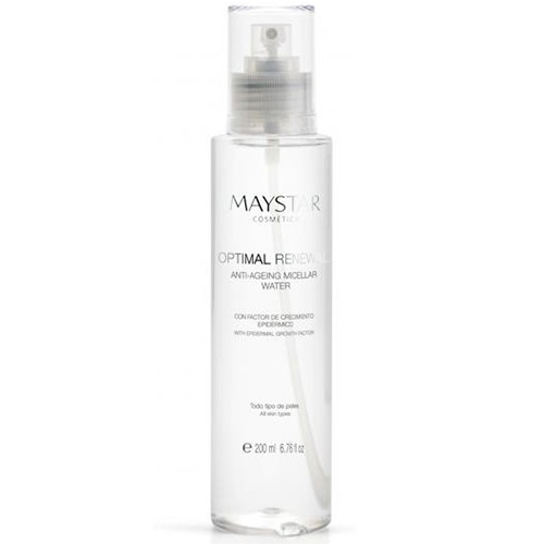 Maystar, optimal renewal, micellar water, antiage
