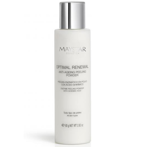 Maystar, optimal renewal, peeling powder,