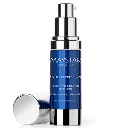 maystar, satin expression, serum, antiage