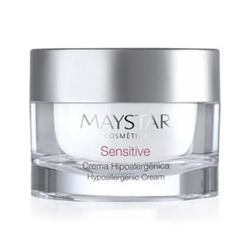 Maystar, sensitive, hypoallergisk, krem, sensitive hud