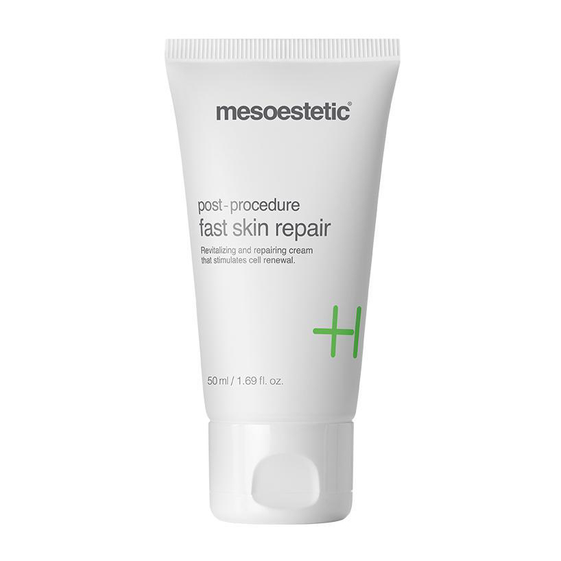 mesoestetic post procedure fast skin repair cream