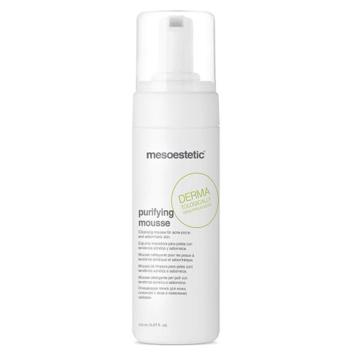 mesoestetic purifying mousse rens