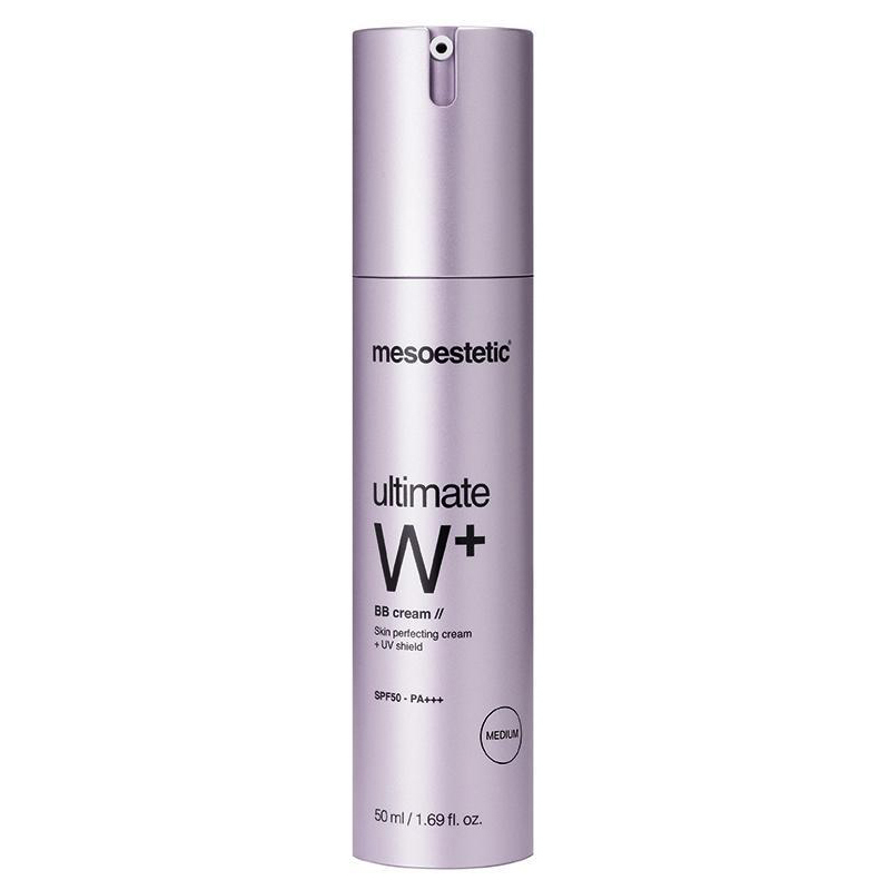 mesoestetic ultimate w bbcream medium