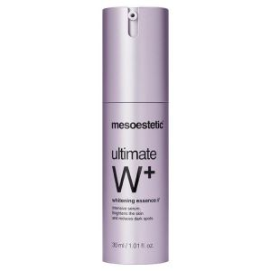 mesoestetic ultimate w whitening serum