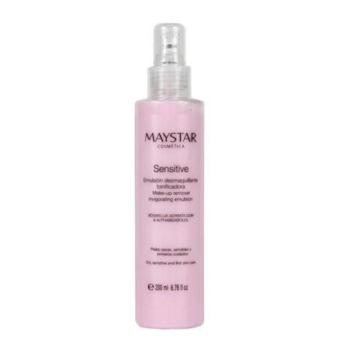 maystar sensitive make up remover